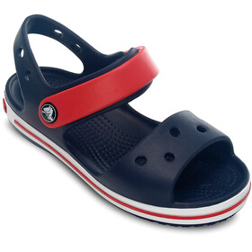 Crocs Crocband Sandals Kids Navy/Red